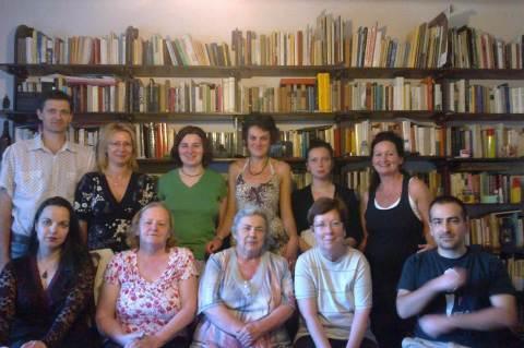 A Nőkért Egyesület alapító tagsága
