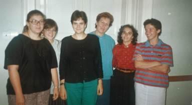A Szegedi Feminista Csoport 1990-ben